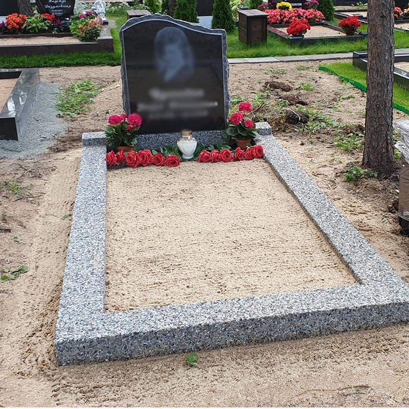 Благоустройство захоронений | pesu betoon uldvaade 1